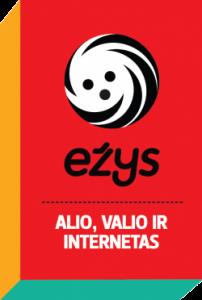 ALIO, VALIO IR INTERNETAS